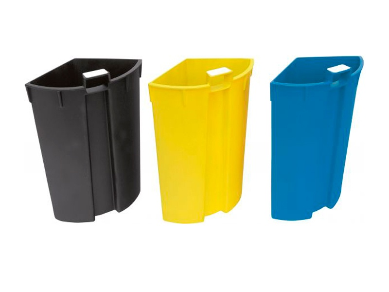 cubetas reciclaje 3,3 litros
